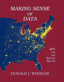 Making Sense of Data: SPC for the Service Sector