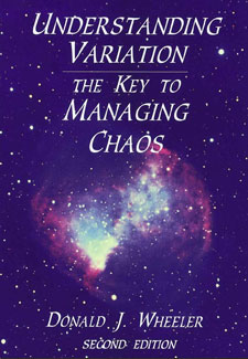 Understanding Variation - the Key to Managing Chaos